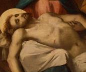 Jesús muerto