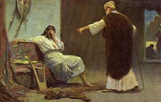 David llora la muerte de su hijo
