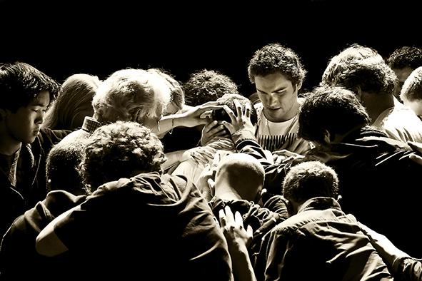 Unidos en la oración