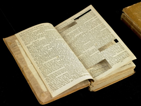 Biblia manipulada